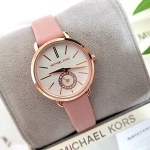 🔥NWT Michael Kors Portia Watch MK2735